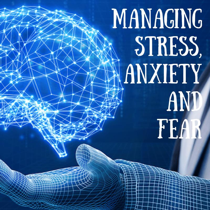 stress anxiety fear mind