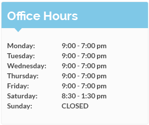 Chislehurst Chiropractic Clinic Office Hours