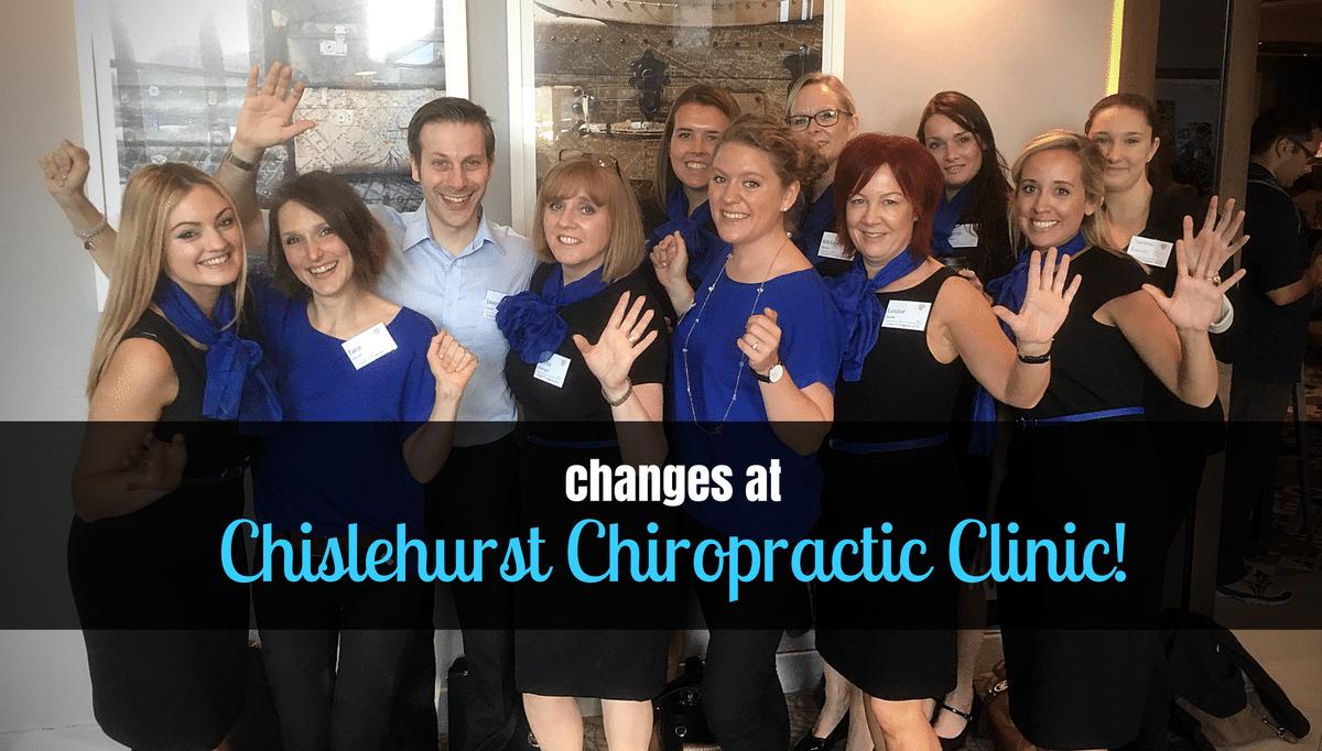 Chislehurst Chiropractic Clinic Team members