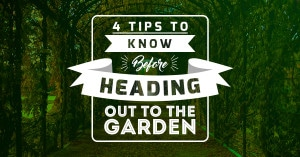 gardening safety