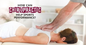 chiropractic care sports athlete